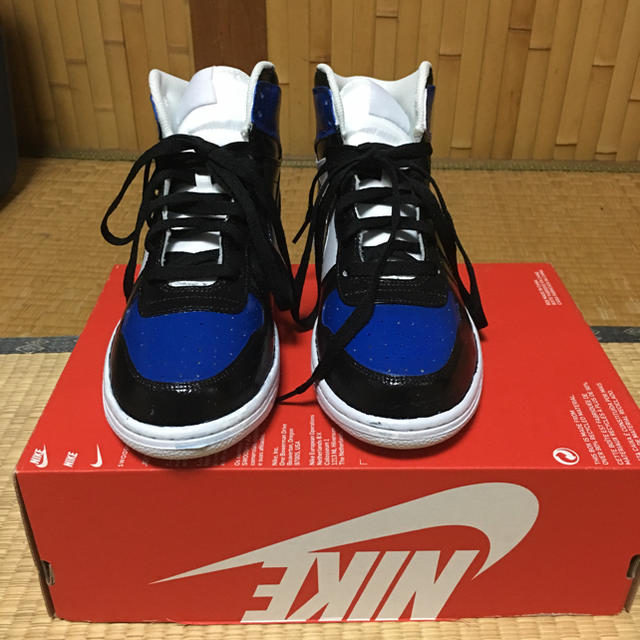NIKE(ナイキ)のBIG NIKE HIGH カスタムペイント 27cm メンズの靴/シューズ(スニーカー)の商品写真