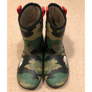 ザノースフェイス(THE NORTH FACE)のTHE NORTH FACE ノースフェイス 長靴 スノーブーツ レインブーツ(長靴/レインシューズ)