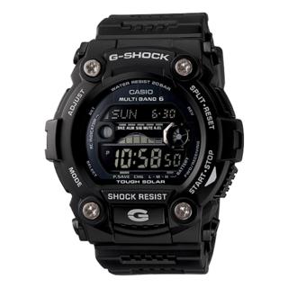 ジーショック(G-SHOCK)のG-SHOCK 電波ソーラー GW-7900B-1 オールブラック 腕時計(腕時計(デジタル))