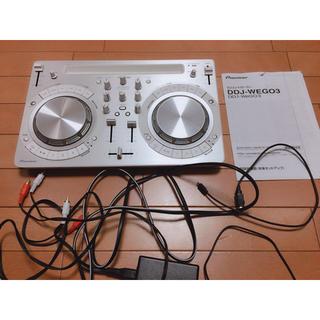 DDJ-WEGO3 DJ機器(DJコントローラー)