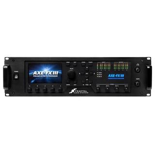 Fractal Audio Systems FAS AXE-FX III 3(エフェクター)