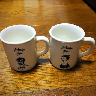 ジャーナルスタンダード(JOURNAL STANDARD)のLUIK HOTEL TOKYO マグカップ(グラス/カップ)