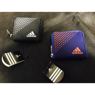 アディダス(adidas)の【売り切り価格】adidas コインケース 小物入れ 2点set  送料無料(小物入れ)