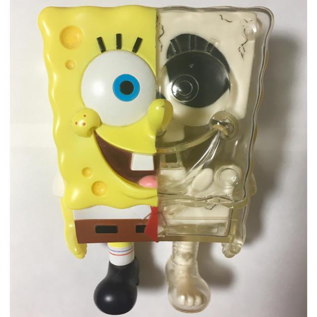 SECRETBASE(シークレットベース)の★ちょこび様 専用ページ secretbase × spongebob  エンタメ/ホビーのフィギュア(その他)の商品写真