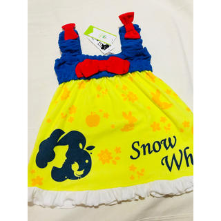 新品‼️即完売‼️白雪姫 ワンピース なりきり 仮装 タオル バスタオル