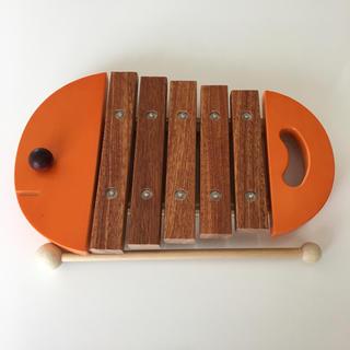 ボーネルンド(BorneLund)のボーネルンド お魚シロフォン(楽器のおもちゃ)