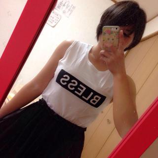 スナイデル(snidel)のViVi付録@タンクトップ(Tシャツ(半袖/袖なし))