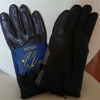 ポロラルフローレン(POLO RALPH LAUREN)のPOLO RALPH LAURENの男性用の手袋(手袋)