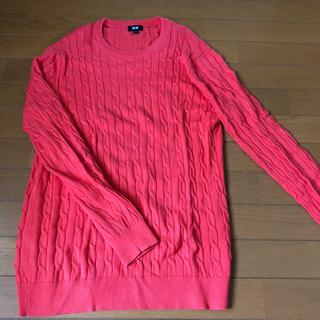 ユニクロ(UNIQLO)の新品♡UNIQLOニット(ニット/セーター)