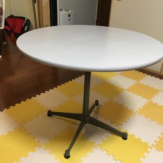 ハーマンミラー(Herman Miller)のハーマンミラー  herman miller テーブル(ダイニングテーブル)