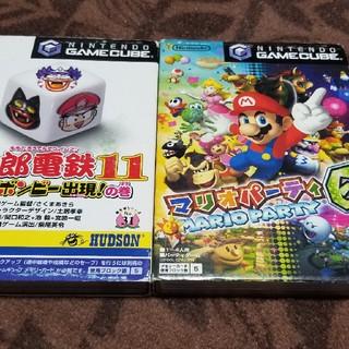 ニンテンドウ(任天堂)の桃太郎電鉄11 マリオパーティ6(家庭用ゲームソフト)