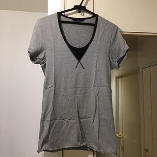 アトウ(ato)のato アトウ 半袖 ボーダー Tシャツ カットソー(Tシャツ/カットソー(半袖/袖なし))