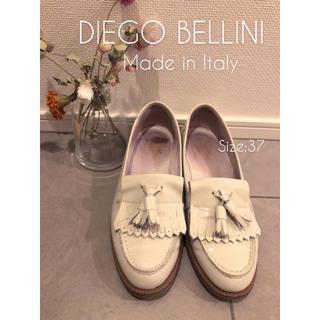 ディエゴベリーニ(DIEGO BELLINI)の〈ディエゴベリー二〉タッセルローファー(ローファー/革靴)