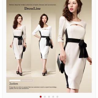 デイジーストア(dazzy store)のドレスライン美品ドレス(ミディアムドレス)