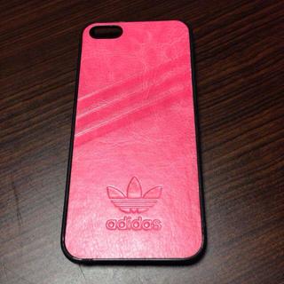 アディダス(adidas)のアディダスiPhone5ケース(その他)