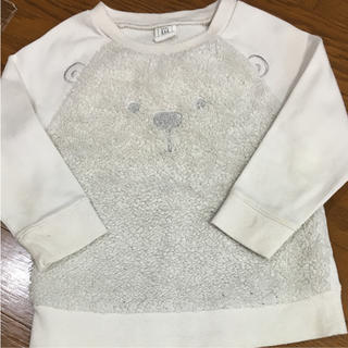b6a2b6f48d7c9 ベビーギャップ スウェット 子供 Tシャツ カットソー(女の子)の通販 45点 ...