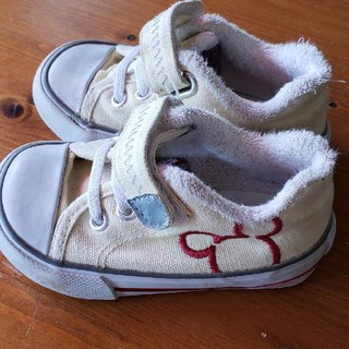 ディズニー(Disney)のスニーカー14センチディズニー靴(スニーカー)