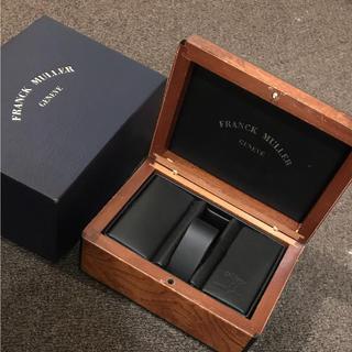 フランクミュラー(FRANCK MULLER)のフランクミュラー 時計用 ケース ボックス レディース 木箱(その他)