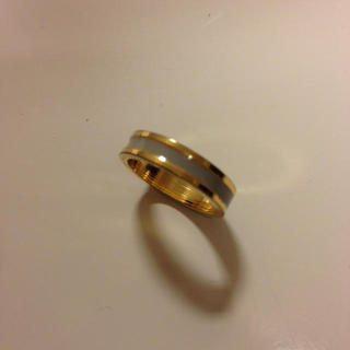 プライベートレーベル(PRIVATE LABEL)のプライベートレーベルのリング(グレー)(リング(指輪))