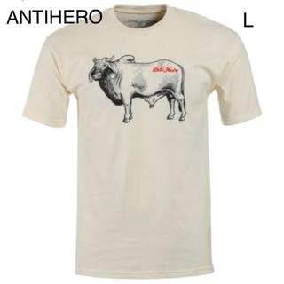 アンチヒーロー(ANTIHERO)のANTIHERO「COW」(Tシャツ/カットソー(半袖/袖なし))