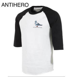 アンチヒーロー(ANTIHERO)のANTIHERO「LIL PIGEON 3/4 SLEEVE」(Tシャツ/カットソー(七分/長袖))