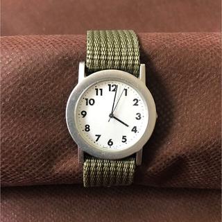 ムジルシリョウヒン(MUJI (無印良品))のお値下げ☆無印の腕時計(腕時計)
