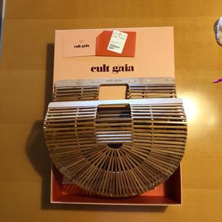 カルトガイア(CULT GAIA)のcult gaia 竹バック(かごバッグ/ストローバッグ)