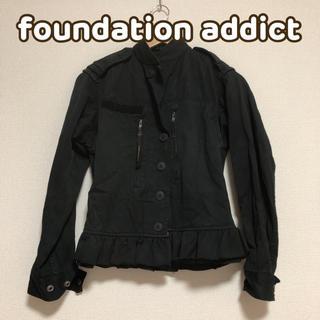 ファンデーションアディクト(Foundation Addict)のfoundation addict 裾フリルジャケット(その他)