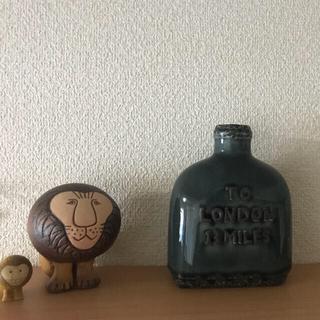 フランフラン(Francfranc)のメルシーユー mercyu 陶器製 アロマディフューザーポット 花瓶 花器(アロマポット/アロマランプ/芳香器)