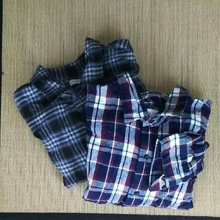 シマムラ(しまむら)のCLOSSHIシャツmen's4L2枚セット(シャツ)