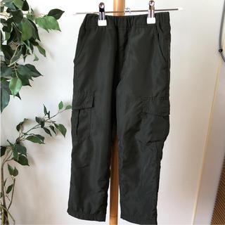 ジーユー(GU)の110cm*裏起毛ズボン(パンツ/スパッツ)