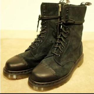 ドクターマーチン(Dr.Martens)のアンスクウィーキー UNSQUEAKY マーチン 26cm 10HOLE ブーツ(ブーツ)
