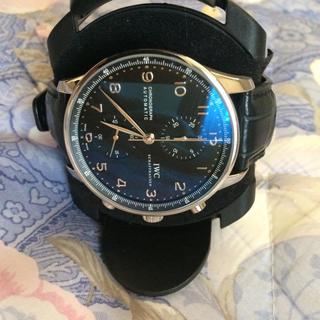 インターナショナルウォッチカンパニー(IWC)のポルトギーゼ 美品(腕時計(アナログ))