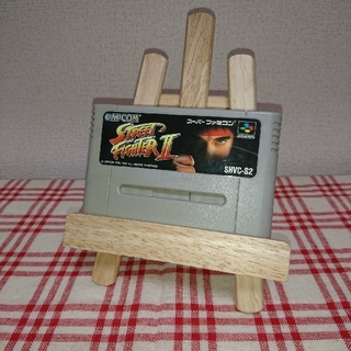 スーパーファミコン(スーパーファミコン)のストリートファイター2(家庭用ゲームソフト)