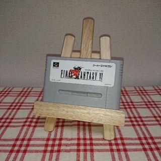 スーパーファミコン(スーパーファミコン)のファイルファンタジー6(家庭用ゲームソフト)