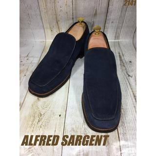 アルフレッドサージェント(Alfred Sargent)のAlfred Sargent スエード ローファー UK7H 26cm(ドレス/ビジネス)