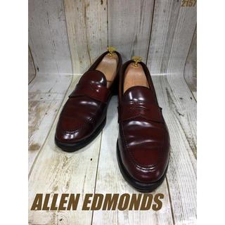 Allen Edmonds コインローファー コードバン US10 28cm