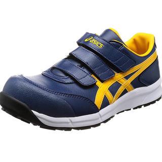 アシックス(asics)のペキ蘭様専用 アシックス 安全靴 22.5cm ネイビー 新品(その他)