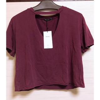 ベルシュカ(Bershka)の【Bershka】Tシャツ(ホルターネック)