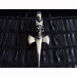 ガボール(Gabor)のGABOR ガボール Single skull dagger ペンダント(その他)