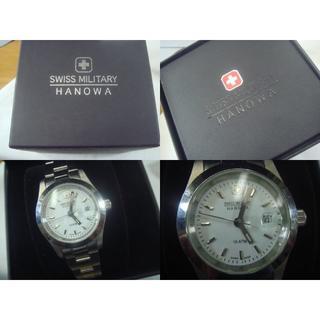 スイスミリタリー(SWISS MILITARY)のスイスミリタリーレディースウォッチUSED品(中古品)(腕時計)