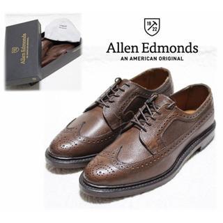 アレンエドモンズ(Allen Edmonds)の新品【アレンエドモンズ】Atlantis ロングウイングシューズ 25.5cm(ドレス/ビジネス)