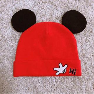 Disney - ミッキーマウス ニット帽