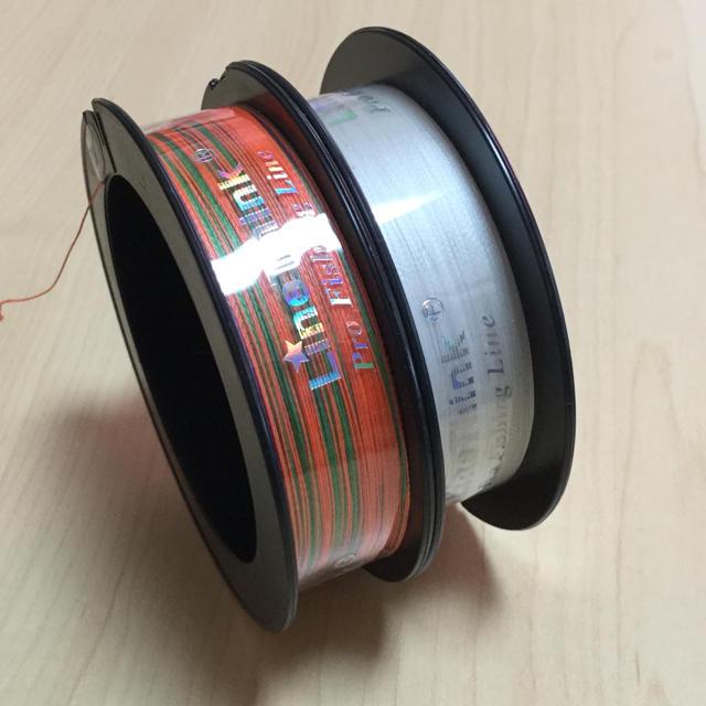 新品♦️PEライン GOAL 150m 1個 スポーツ/アウトドアのフィッシング(釣り糸/ライン)の商品写真