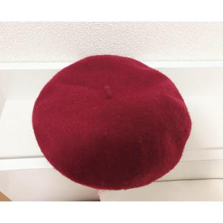 スピンズ(SPINNS)のベレー帽(ハンチング/ベレー帽)