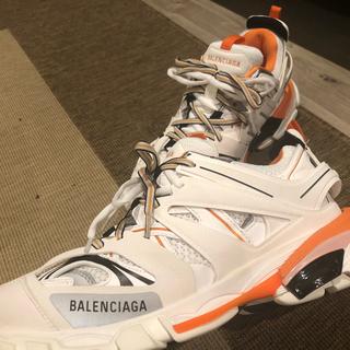 バレンシアガ(Balenciaga)の専用 バレンシアガ track 43 ホワイト(スニーカー)