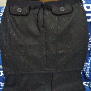 キュートゥーピー(QTOP)のQTOP スカート 新品 (ひざ丈スカート)