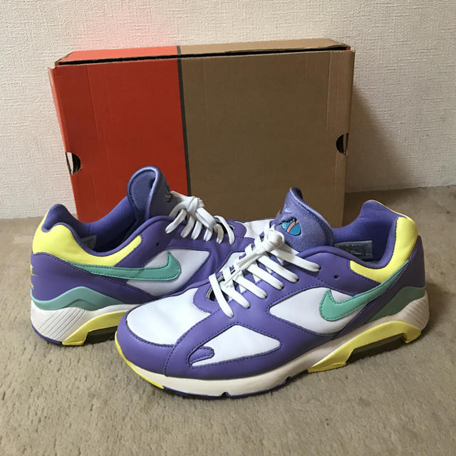 a11a57ded9 ... NIKE AIR MAX 180 EASTER EGG 28cm US10 ...