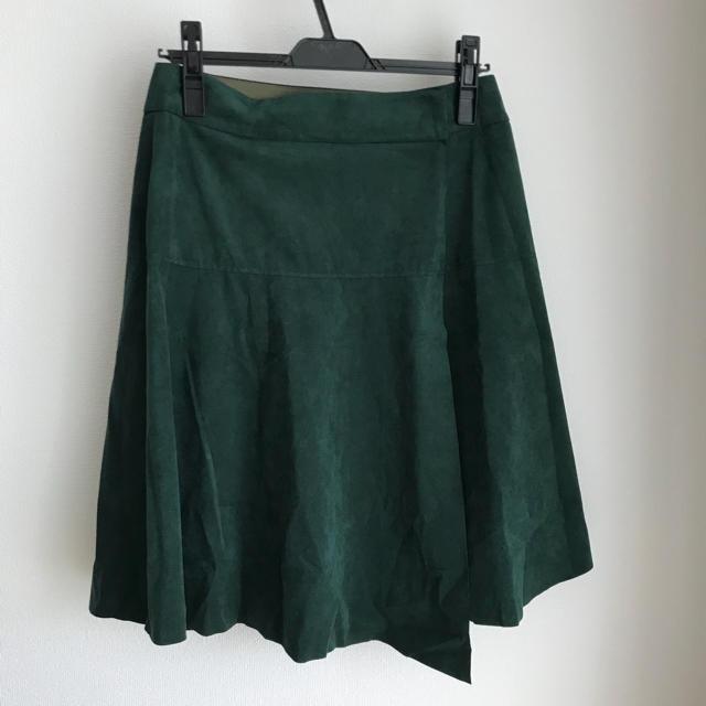 Demi-Luxe BEAMS(デミルクスビームス)のデミルクスビームス♡フレアスカート レディースのスカート(ひざ丈スカート)の商品写真
