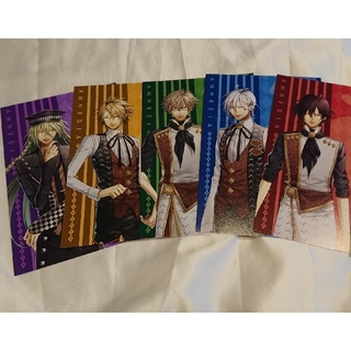 AMNESIA アムネシア オトメイトプレイングゲーム ポストカード 入場特典(その他)